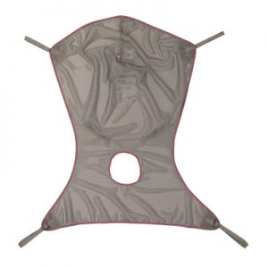 Comfort Sling with Commode Opening-Medium